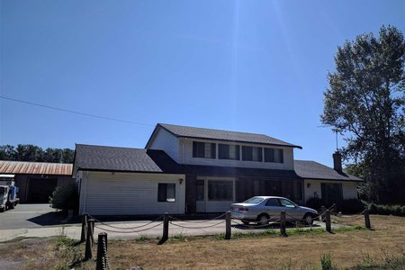 R2238066 - 21422 4 AVENUE, Campbell Valley, Langley, BC - House with Acreage