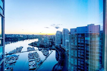 R2238067 - 2808 1033 MARINASIDE CRESCENT, Yaletown, Vancouver, BC - Apartment Unit
