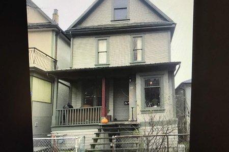 R2238157 - 1532 E 2ND AVENUE, Grandview VE, Vancouver, BC - House/Single Family