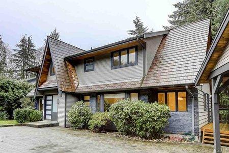R2238367 - 321 MONTERAY AVENUE, Upper Delbrook, North Vancouver, BC - House/Single Family