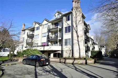R2238432 - 104 7560 MOFFATT ROAD, Brighouse South, Richmond, BC - Apartment Unit
