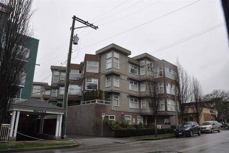 R2238453 - 406 8915 HUDSON STREET, Marpole, Vancouver, BC - Apartment Unit