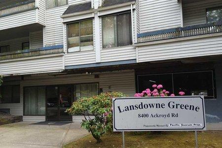 R2238486 - 117 8400 ACKROYD ROAD, Brighouse, Richmond, BC - Apartment Unit