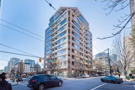 R2238557 - 307 1010 HOWE STREET, Downtown VW, Vancouver, BC - Apartment Unit