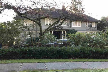 R2238616 - 1926 MATTHEWS AVENUE, Shaughnessy, Vancouver, BC - House/Single Family