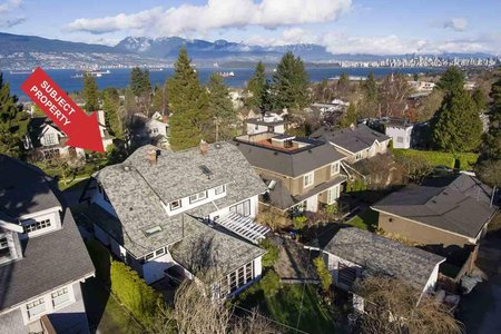 R2238739 - 4522 W 6TH AVENUE, Point Grey, Vancouver, BC - House/Single Family