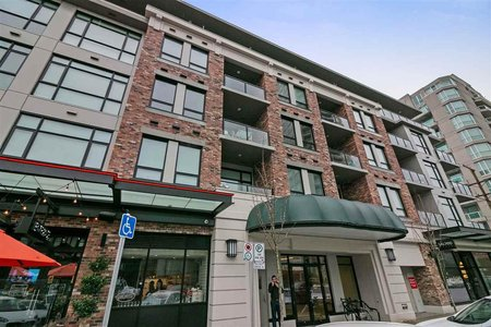 R2238775 - 205 105 W 2ND STREET, Lower Lonsdale, North Vancouver, BC - Apartment Unit