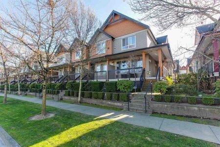 R2238818 - 34 16772 61 AVENUE, Cloverdale BC, Surrey, BC - Townhouse