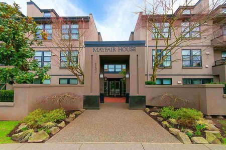 R2238837 - 215 2200 HIGHBURY STREET, Point Grey, Vancouver, BC - Apartment Unit