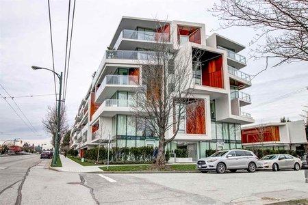 R2238857 - 703 5699 BAILLIE STREET, Oakridge VW, Vancouver, BC - Apartment Unit