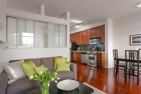 R2238988 - 306 2055 YUKON STREET, False Creek, Vancouver, BC - Apartment Unit