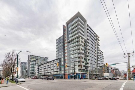 R2239037 - 1501 1783 MANITOBA STREET, False Creek, Vancouver, BC - Apartment Unit
