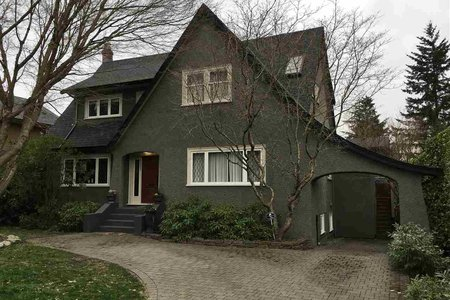 R2239109 - 1237 W 32ND AVENUE, Shaughnessy, Vancouver, BC - House/Single Family