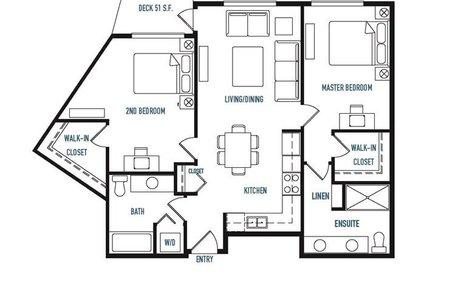 R2239189 - 203 14605 MCDOUGALL DRIVE, King George Corridor, Surrey, BC - Apartment Unit