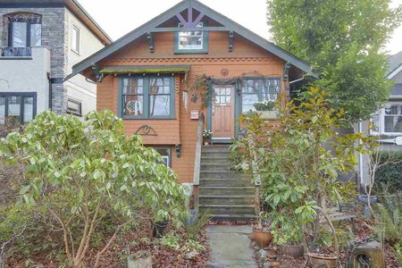 R2239202 - 2736 W 13TH AVENUE, Kitsilano, Vancouver, BC - House/Single Family