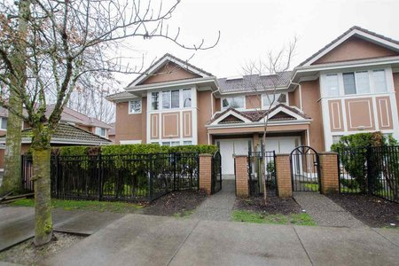 R2239245 - 1 8060 ST. ALBANS ROAD, Garden City, Richmond, BC - Townhouse