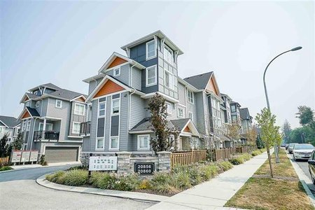 R2239253 - 34 20860 76 AVENUE, Willoughby Heights, Langley, BC - Townhouse