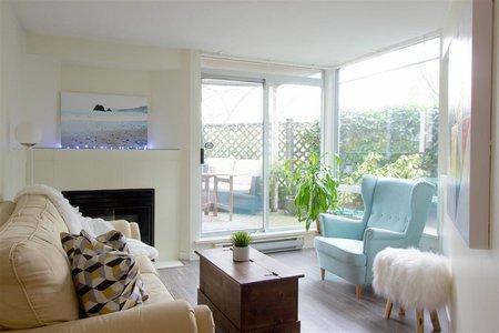 R2239294 - 202 908 W 7TH AVENUE, Fairview VW, Vancouver, BC - Apartment Unit