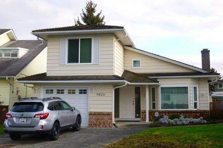 R2239319 - 9826 ASHWOOD DRIVE, Garden City, Richmond, BC - House/Single Family