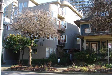 R2239366 - 201 1050 NICOLA STREET, West End VW, Vancouver, BC - Apartment Unit