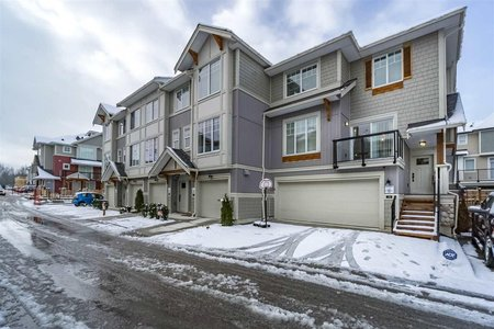 R2239382 - 38 20498 82 AVENUE, Willoughby Heights, Langley, BC - Townhouse