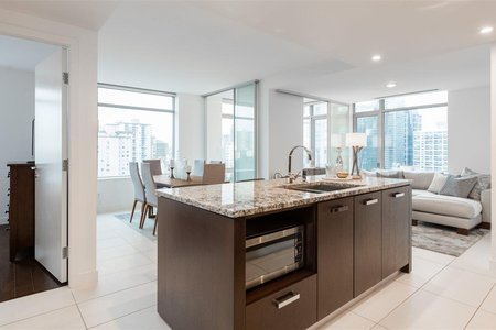 R2239454 - 1208 1028 BARCLAY STREET, West End VW, Vancouver, BC - Apartment Unit