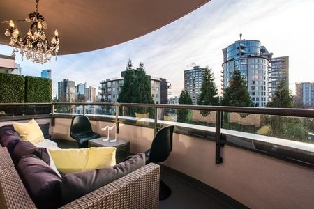 R2239571 - 1003 1265 BARCLAY STREET, West End VW, Vancouver, BC - Apartment Unit