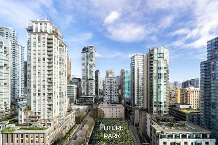 R2239607 - 1802 928 RICHARDS STREET, Yaletown, Vancouver, BC - Apartment Unit