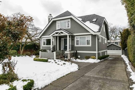 R2239738 - 6161 ADERA STREET, South Granville, Vancouver, BC - House/Single Family