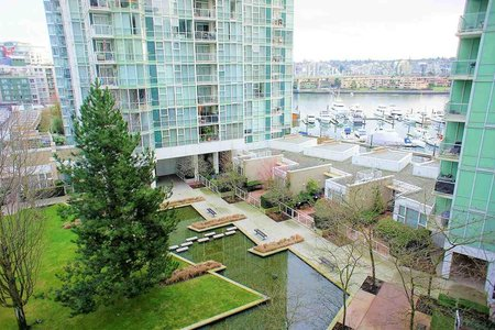 R2239992 - 908 193 AQUARIUS MEWS, Yaletown, Vancouver, BC - Apartment Unit