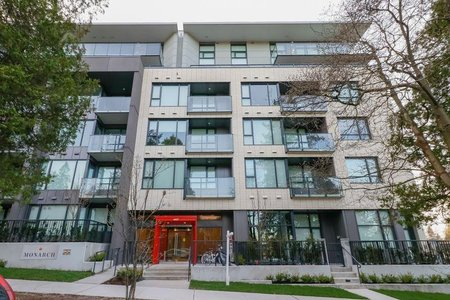 R2240056 - 507 4427 CAMBIE STREET, Cambie, Vancouver, BC - Apartment Unit