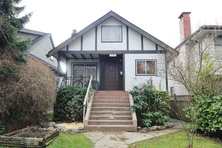 R2240085 - 2764 W 14TH AVENUE, Kitsilano, Vancouver, BC - House/Single Family