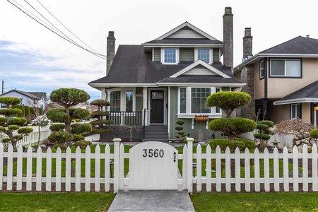 R2240132 - 3560 HUNT STREET, Steveston Village, Richmond, BC - House/Single Family