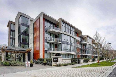 R2240239 - 501 5638 BIRNEY AVENUE, University VW, Vancouver, BC - Apartment Unit