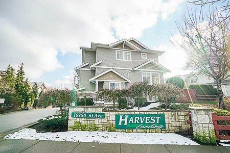 R2240281 - 44 16760 61 AVENUE, Cloverdale BC, Surrey, BC - Townhouse
