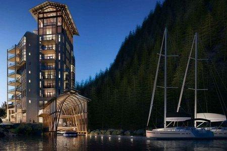 R2240306 - 403 6697 NELSON AVENUE, Horseshoe Bay WV, West Vancouver, BC - Apartment Unit