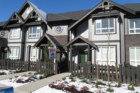 R2240409 - 20443 86 AVENUE, Willoughby Heights, Langley, BC - Row House (Non-Strata)