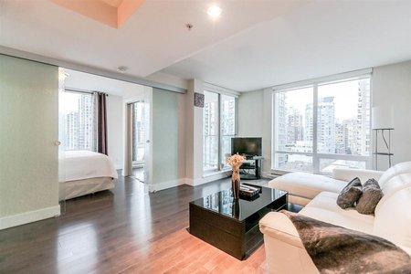 R2240420 - 807 535 SMITHE STREET, Downtown VW, Vancouver, BC - Apartment Unit