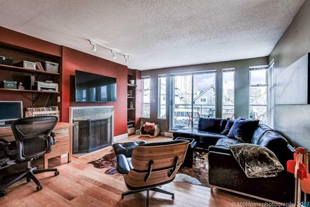 R2240446 - 206 838 W 14TH AVENUE, Fairview VW, Vancouver, BC - Apartment Unit