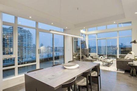 R2240487 - PH3 980 COOPERAGE WAY, Yaletown, Vancouver, BC - Apartment Unit