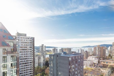 R2240488 - 1706 1003 BURNABY STREET, West End VW, Vancouver, BC - Apartment Unit