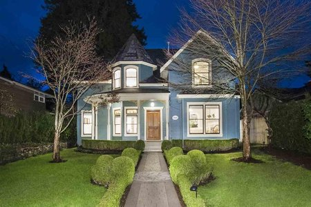 R2240527 - 1060 W 22ND STREET, Pemberton Heights, North Vancouver, BC - House/Single Family