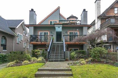 R2240544 - 2433 W 6TH AVENUE, Kitsilano, Vancouver, BC - Townhouse
