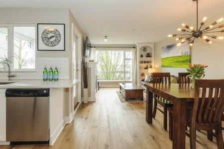 R2240798 - 305 1868 W 5TH AVENUE, Kitsilano, Vancouver, BC - Apartment Unit
