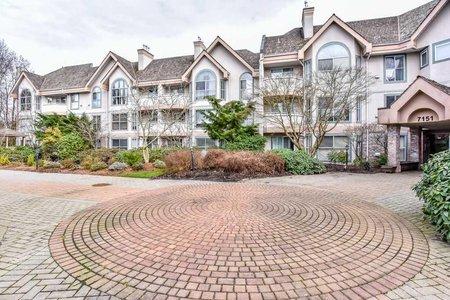 R2240833 - 118 7151 121 STREET, West Newton, Surrey, BC - Apartment Unit
