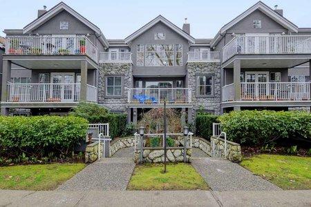 R2240848 - 309 655 W 13TH AVENUE, Fairview VW, Vancouver, BC - Apartment Unit