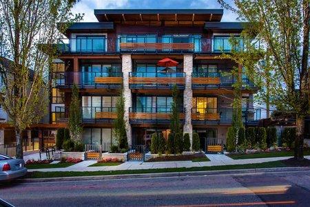 R2241010 - 405 1661 E 2ND AVENUE, Grandview VE, Vancouver, BC - Apartment Unit