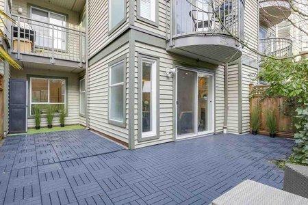 R2241076 - 106 888 W 13TH AVENUE, Fairview VW, Vancouver, BC - Apartment Unit