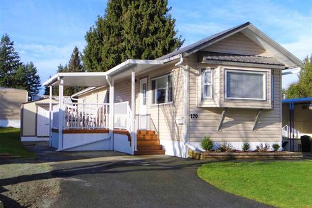 R2241242 - 170 7790 KING GEORGE BOULEVARD, East Newton, Surrey, BC - Manufactured