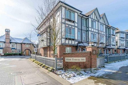 R2241266 - 65 9566 TOMICKI AVENUE, West Cambie, Richmond, BC - Townhouse